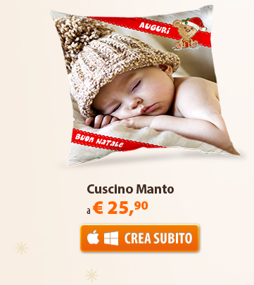 Cuscino Manto